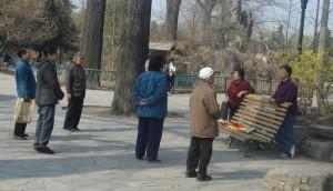 mao-singers